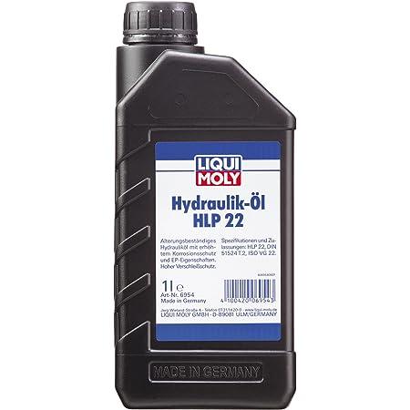 Liqui Moly 6954 Hydrauliköl Hlp 22 1 L Auto