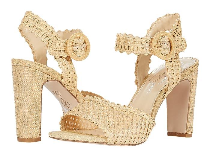 Jessica Simpson  Ashtyn (Natural) Womens Shoes