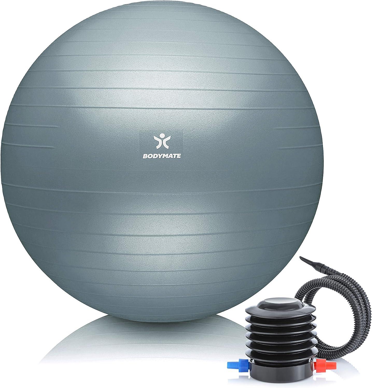 Photo de bodymate-ballon-fitness-pompe-incluse-livre-dexercices