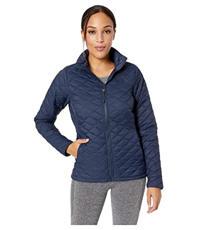 The North Face ThermoBalltm Jacket (Urban Navy Matte) Women