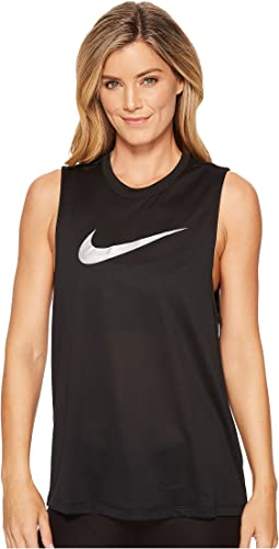 Nike - Dry Metallic Swoosh Training Tank