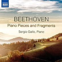 Piano Pieces & Fragments