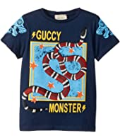 Gucci Kids - Guccy Monster T-Shirt (Little Kids/Big Kids)