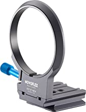 NOVOFLEX Tripod Lens Collar Mount with ARCA-Swiss Compatible Foot Compatible with EOSM, NEX, LEM/LER lens adapters and Sony E-Mount lenses. (ASTAT-NEX)