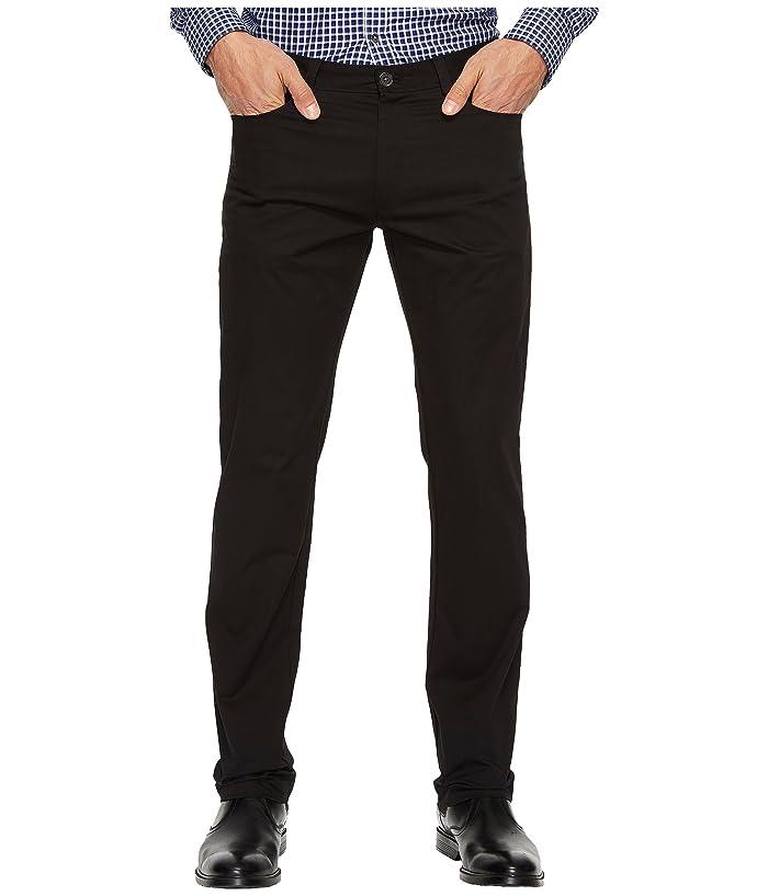Calvin Klein Slim Fit 4 Pocket Stretch Sateen Pant