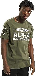 ALPHA INDUSTRIES Men's Rebel T Undershirt