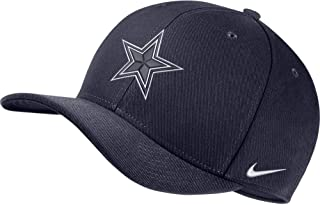 达拉斯牛仔队 NFL 男式 Nike Dry 徽标 C99 旋风可调帽
