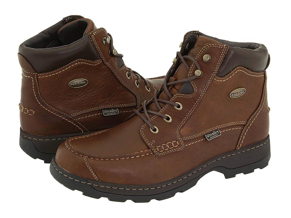 Irish Setter Soft Paw 3875 (Brown Full Grain Leather) Men