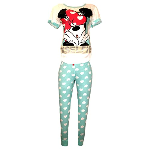 Ladies Disney 101 Dalmatians Tweety Comfortable Pyjama Bottoms Sleepwear