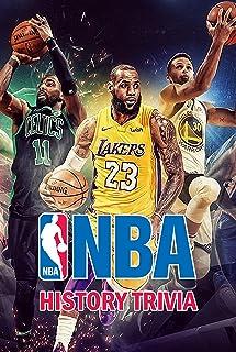 NBA History Trivia: Trivia Quiz Game Book