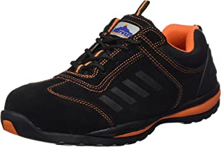 Portwest FW34 - Lusum instructor sobre seguridad 43/9, color naranja, talla 43