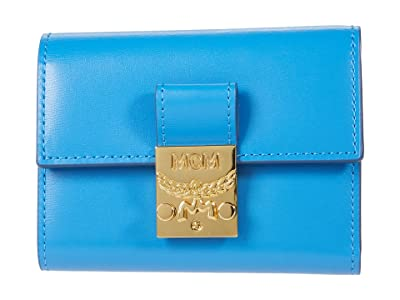 MCM Patricia Flap Wallet/Trifold Mini