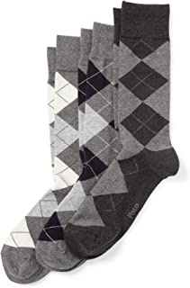 Polo Ralph Lauren Athletic Low-Cut-Sock 3-Pack - White / Grey