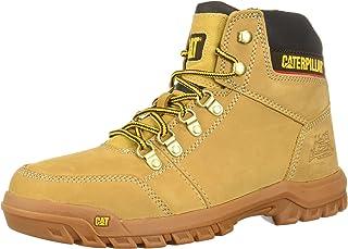 Men's Outline Work Boot, Honey, 11 Wide