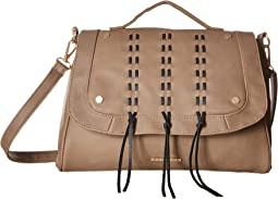 Whipstitch Satchel