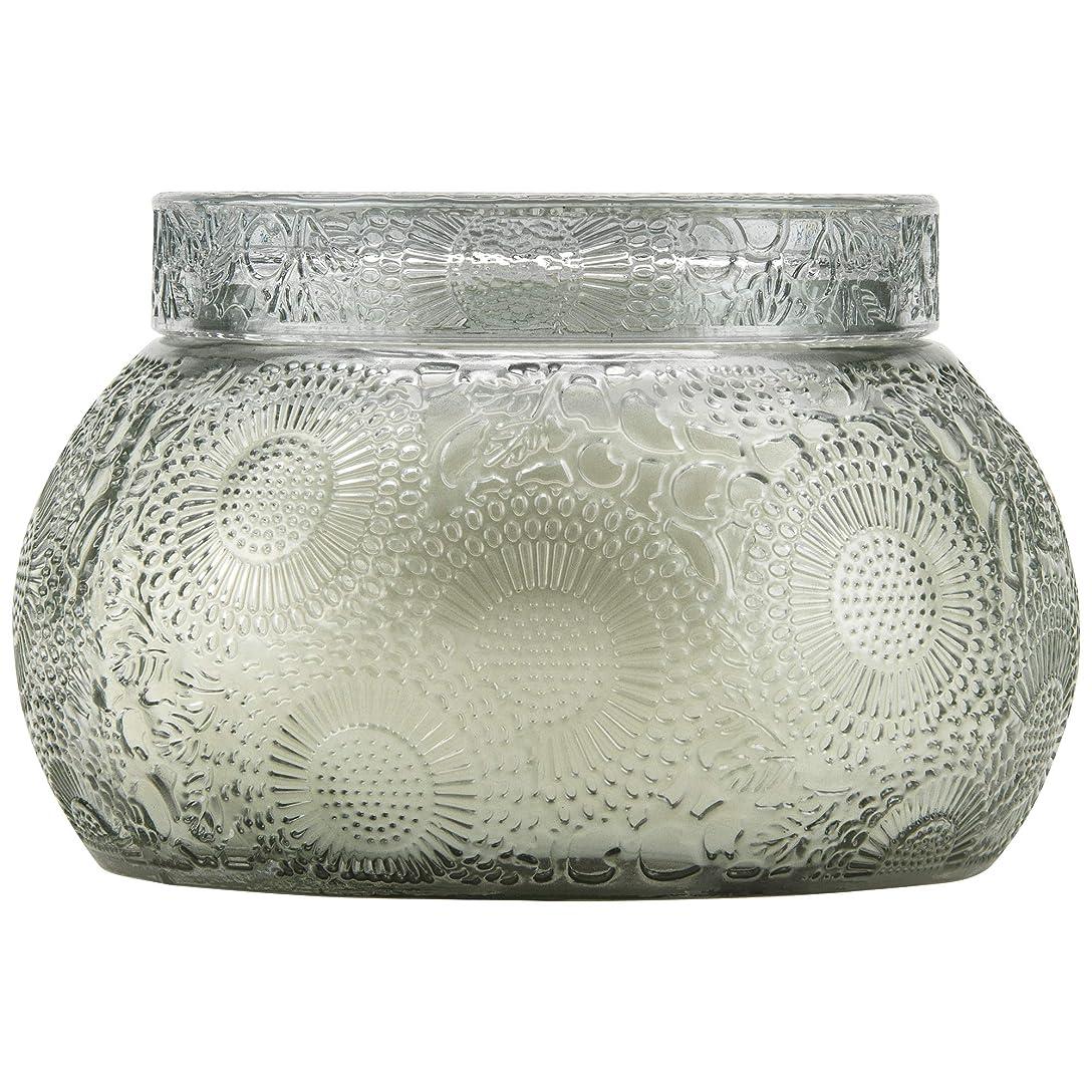 チャールズキージング周辺タイトルVOLUSPA チャワングラスキャンドル French Cade Lavender フレンチケード&ラベンダー GLASS CANDLE ボルスパ