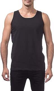 Men's Heavyweight Cotton Tank Top Outerwear