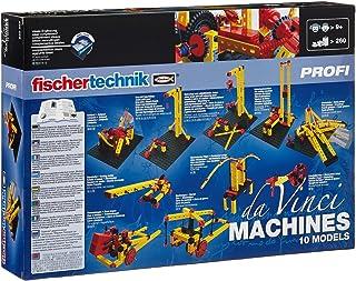 Fischertechnik Da Vinci Machines Building Kit