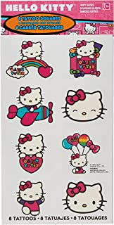 Tattoo Favors   Hello Kitty Rainbow Collection   Party Accessory