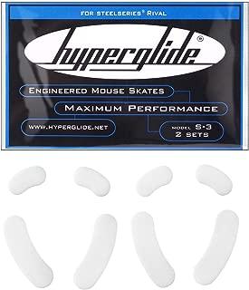 Hyperglide Mouse Skates for Steelseries Rival (S-3)
