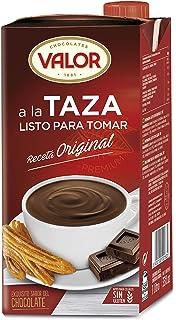 Chocolates Valor A la Taza Listo para Tomar - 1 l