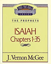 Thru the Bible Commentary : Isaiah 1-35