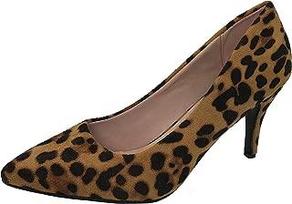 Best cheetah kitten heels Reviews