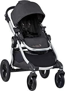 Baby Jogger City Select Stroller   Baby Stroller with 16 Ways to Ride, Goes from Single to Double Stroller   Quick Fold Stroller, Jet