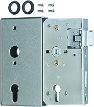 GAH-Alberts 417031 slotkast | met verzinkt slot | staal | doornmaat 60 mm | 172 x 94 x 30 mm