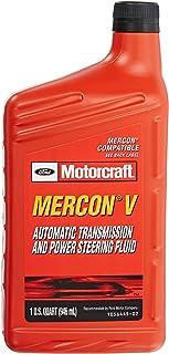 زيت ناقل الحركة التلقائي لسيارة Ford XT-5-QM MERCON-V الأصلي - 1 لتر