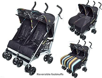 Amazon Co Uk Double Pushchairs Pushchairs Prams Baby Products