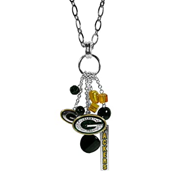 Siskiyou NFL Womens Cluster Necklace