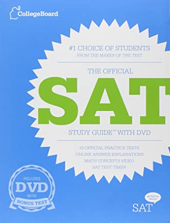 The Official SAT Study Guide with DVD [With DVD]
