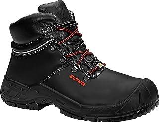 Elten 76623Renzo XXW Mid ESD S3 Bottes de sécurité à lacets – Pointures disponibles: 36-50