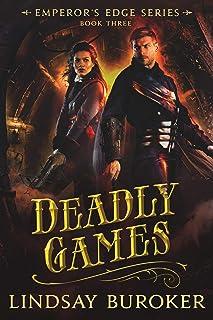 Deadly Games (The Emperor's Edge Book 3) (English Edition)