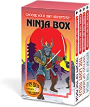 Ninja Box (Choose Your Own Adventure)