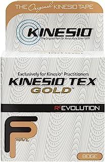 "Kinesio Kinesiology Tape - 2"" x 16.4' - Beige - pack of 3"
