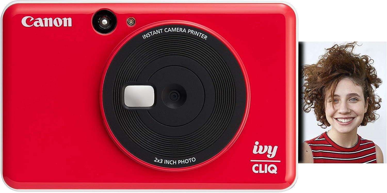 Canon IVY CLIQ free Instant Camera Mini 2 Photo with NEW before selling ☆ Printer