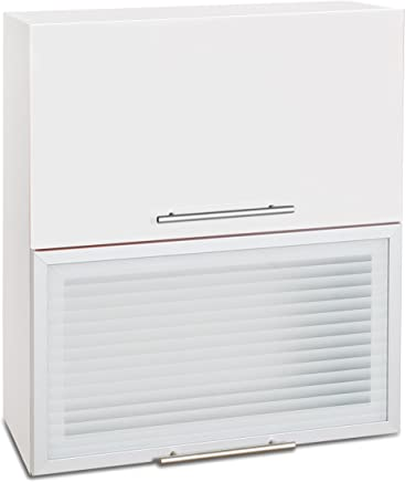 Amazon.fr : meuble haut cuisine vitre