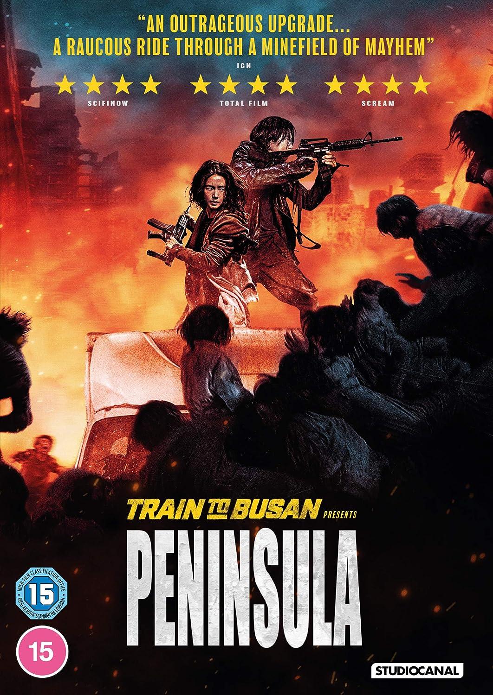 Train to Busan Presents: Peninsula [DVD] [2020]: Amazon.de: Dong-won Gang,  Lee Jung-hyun, Re Lee, Hae-hyo Kwon, Min-jae Kim, Kyo-hwan Koo, Do-yoon  Kim, Ye-Won Lee, Sang-ho Yeon: DVD & Blu-ray