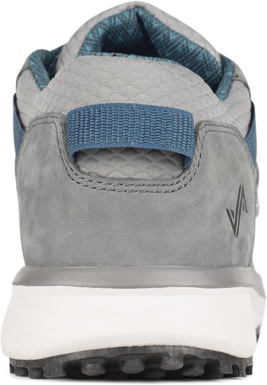 Forsake Range Low Women/'s Waterproof Leather Approach Sneaker