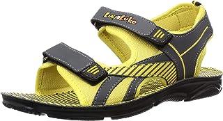 Liberty Lucy & Luke Boy's Darrell-2 Red Outdoor Sandals