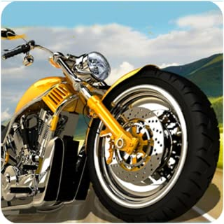 Moto Rider Traffic Challenge: Motor Traffic Rider is a Fast-paced Super Bike Highway Racing Game with High-speed Adrenaline-fueled Driving
