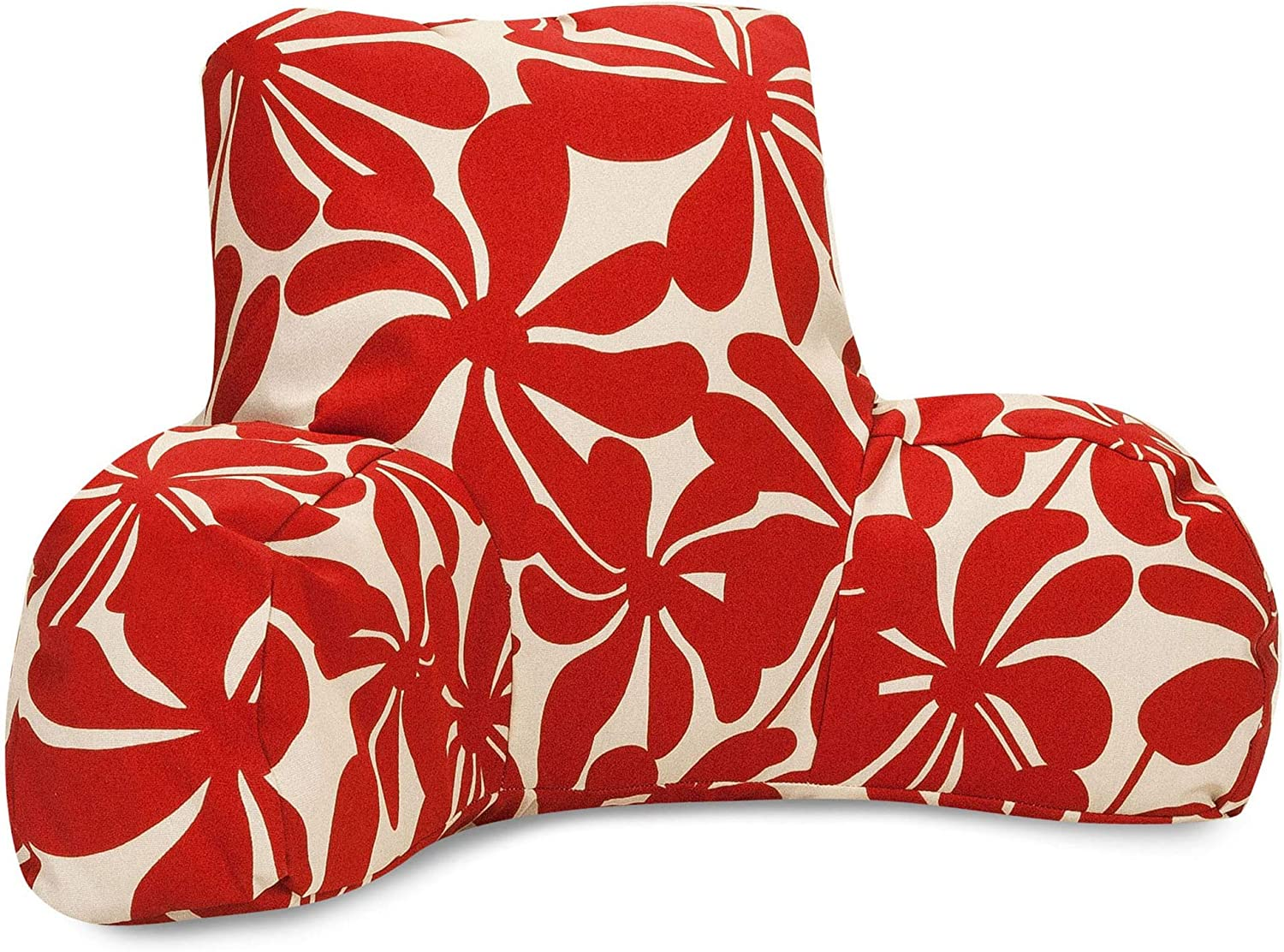Majestic Home Goods Red Plantation Reading Pillow