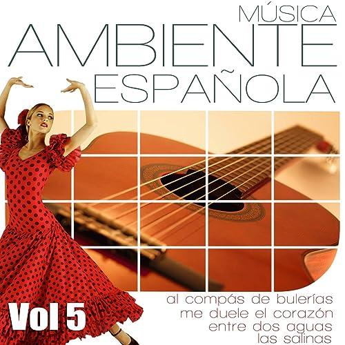 Musica Ambiente Española. Flauta, Guitarra y Compas Flamenco. Vol ...