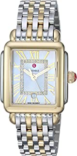Michele Women's Deco Madison Mid Two-Tone - MWW06G000013