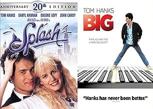 Tom Hanks Double Feature - Big & Splash 2-DVD Bundle