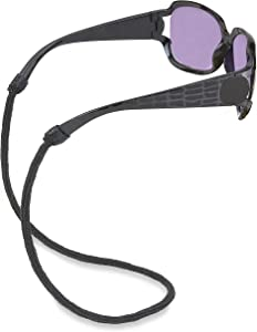 Carson Gripz Braided Silicon Eyewear Retainers for Large Frames...