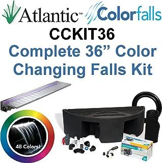atlantic colorfalls installation