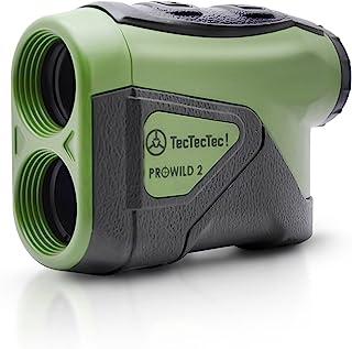 TecTecTec ProWild 2 Hunting Rangefinder High Accuracy...